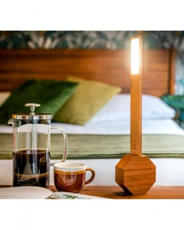 Lampe OCTAGON réveil