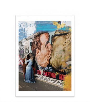Affiche d'art WE 30 x 40 cm